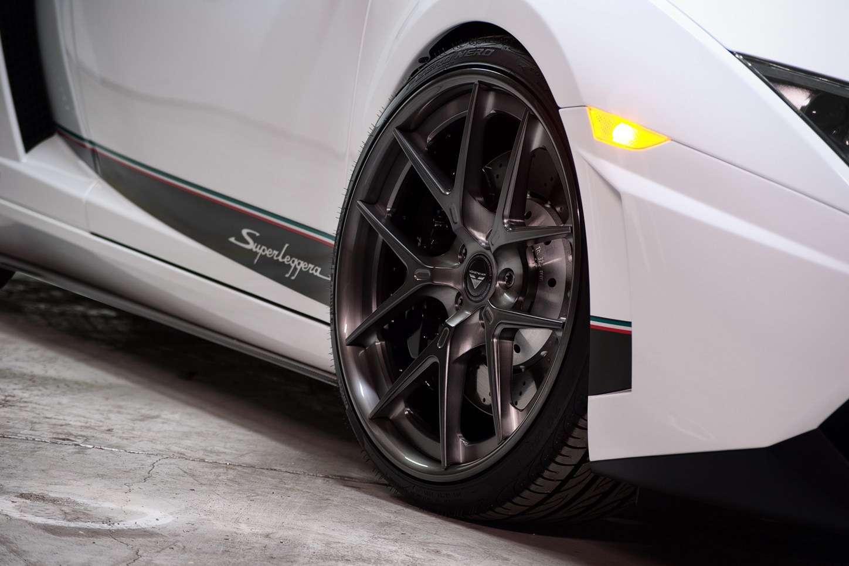 Lamborghini Gallardo V10 Vorsteiner