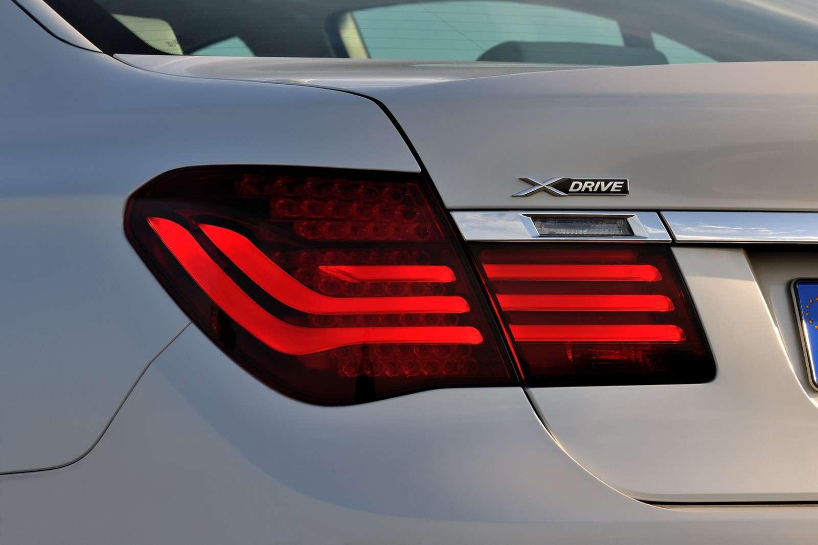 BMW serii 7 2013 facelift