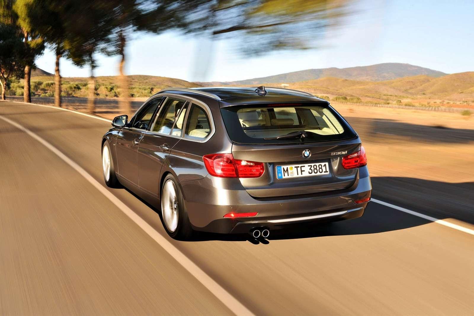 BMW serii 3 Touring 2013