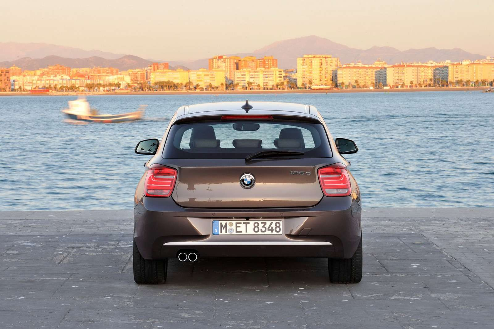 BMW serii 1 3d hatchback