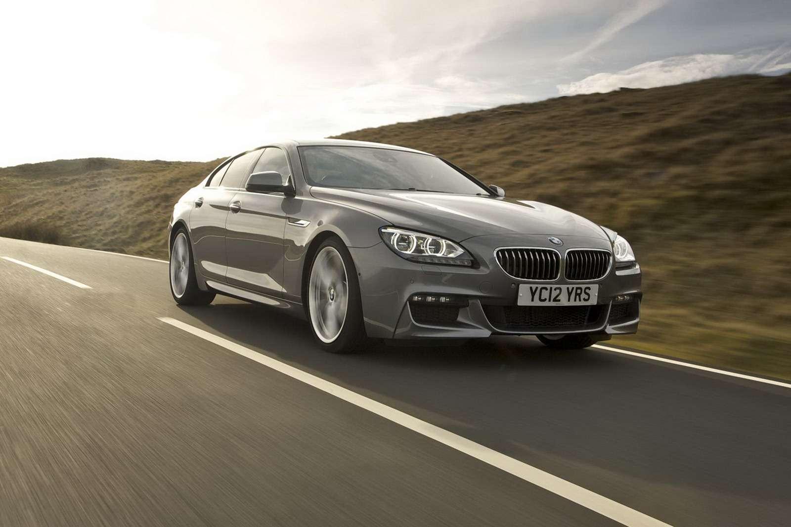 BMW serii 6 Gran Coupe zdjęcia