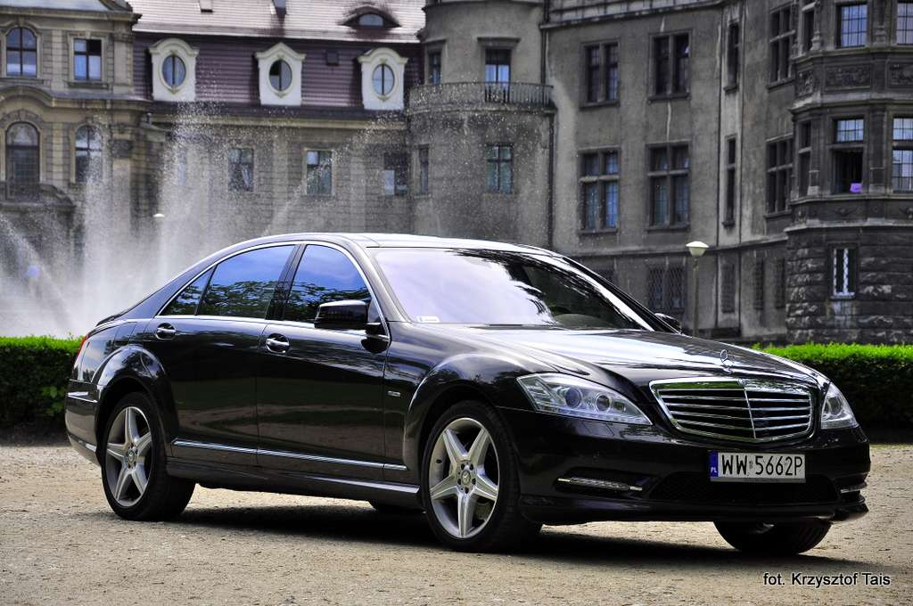 Mercedes-Benz S500 4Matic