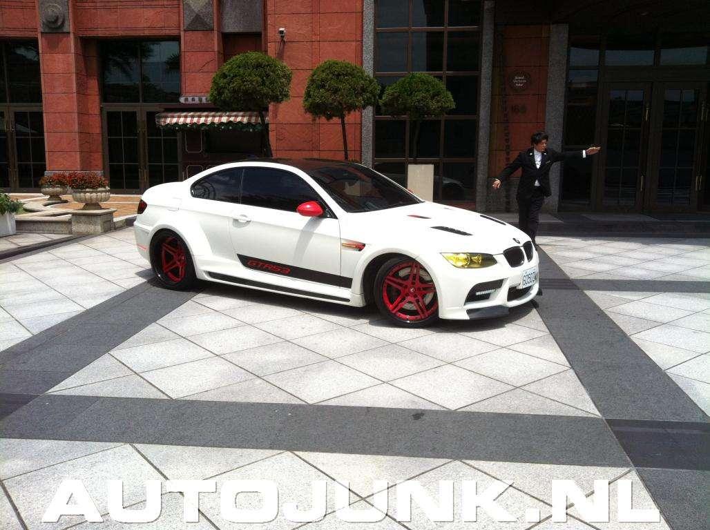 BMW GTRS3 Vorsteiner