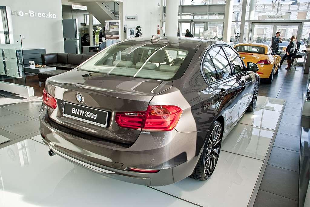 BMW serii 3