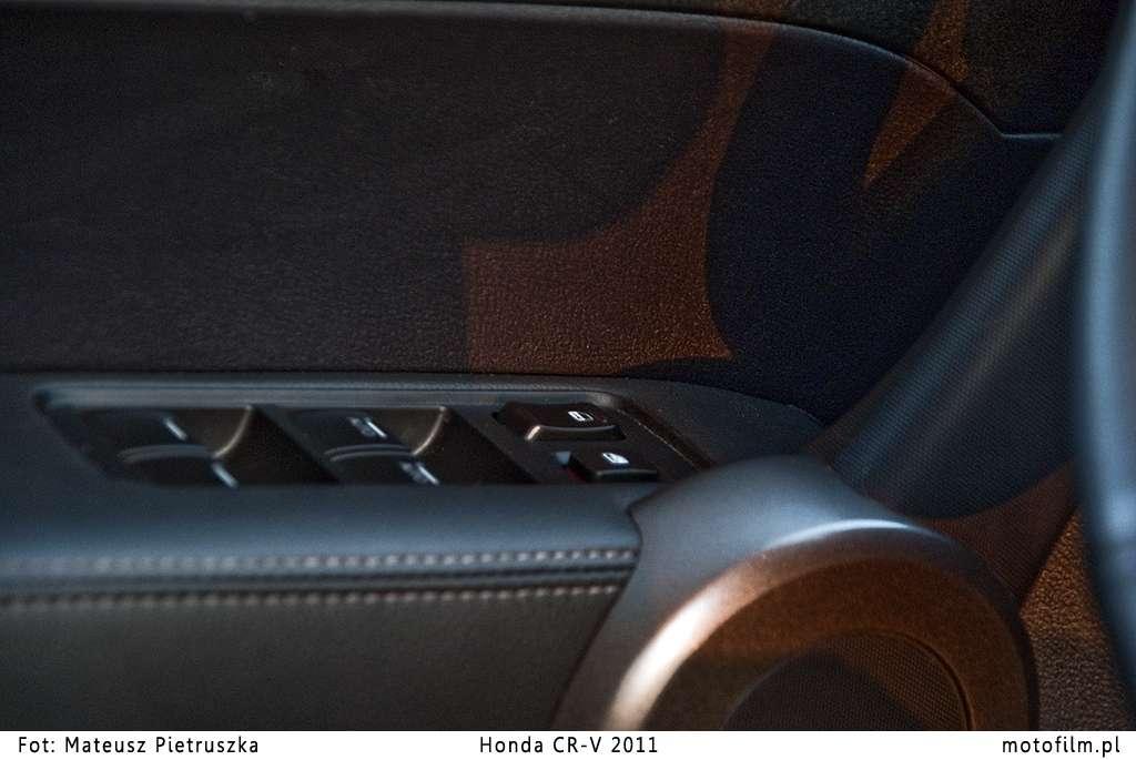 Honda cr-v test czerwiec 2011