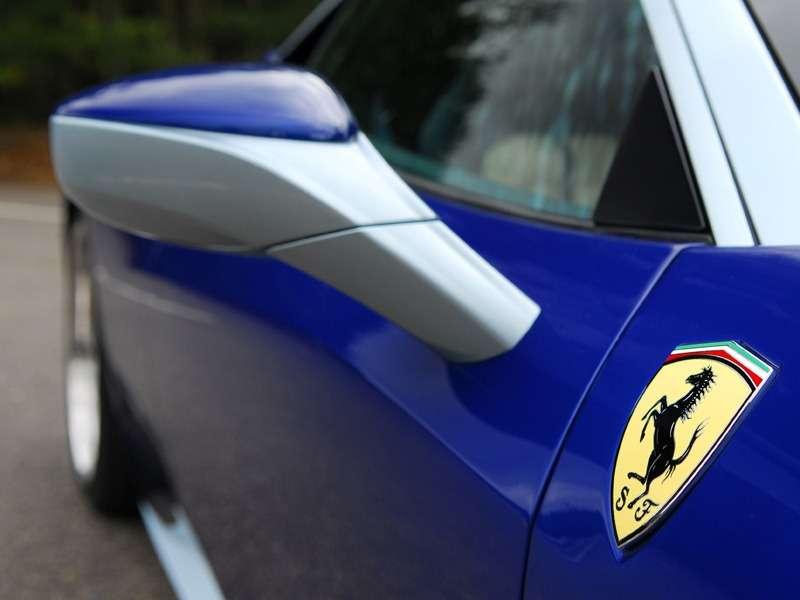 Ferrari 458 Italia Emozione Evolution 2 Motorsport