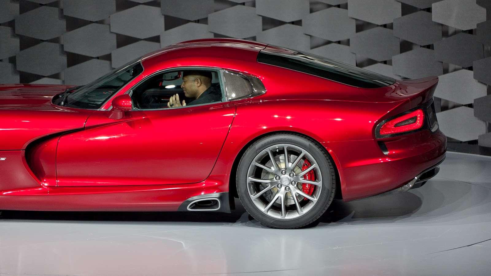 SRT Viper 2013 oficjalnie
