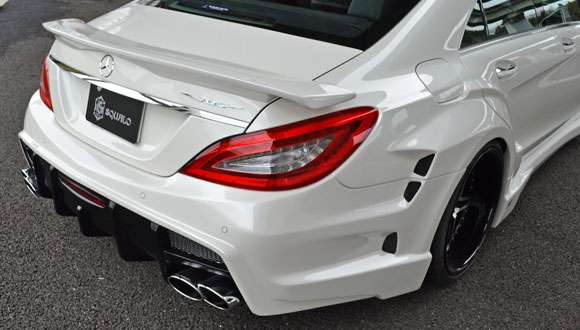 Mercedes-Benz CLS Vitt Performance