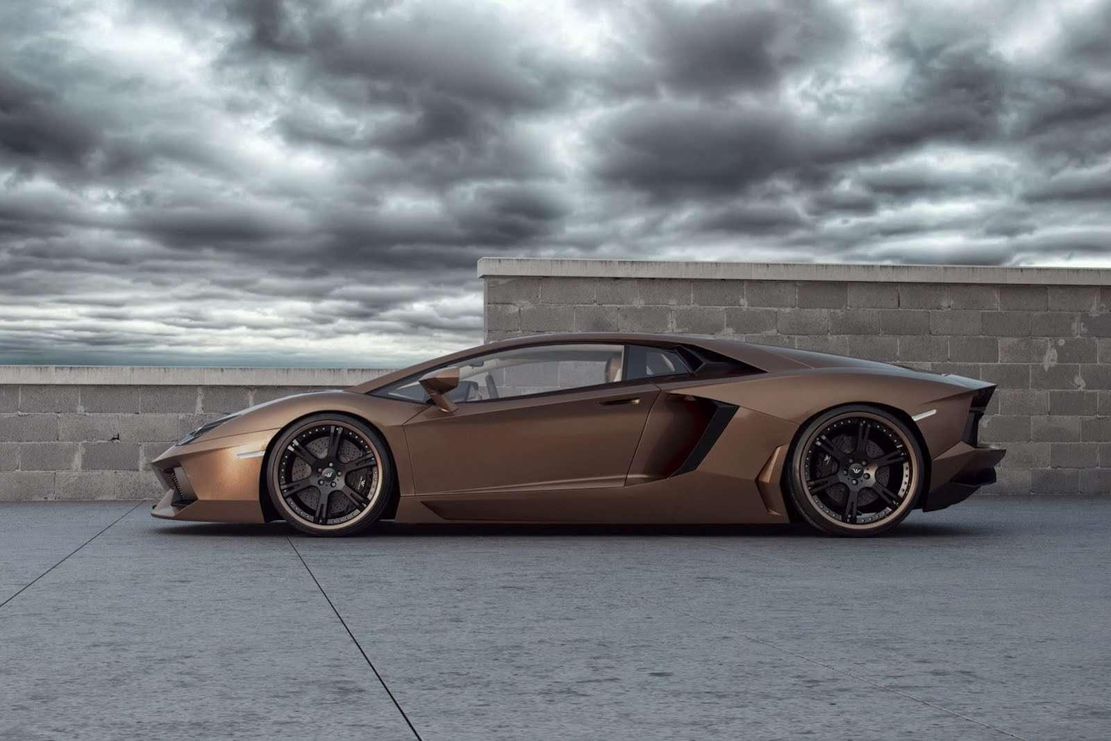 Lamborghini Aventador Wheelsandmore