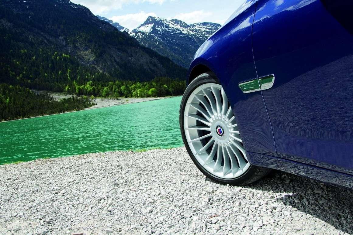 BMW Alpina B7 2013