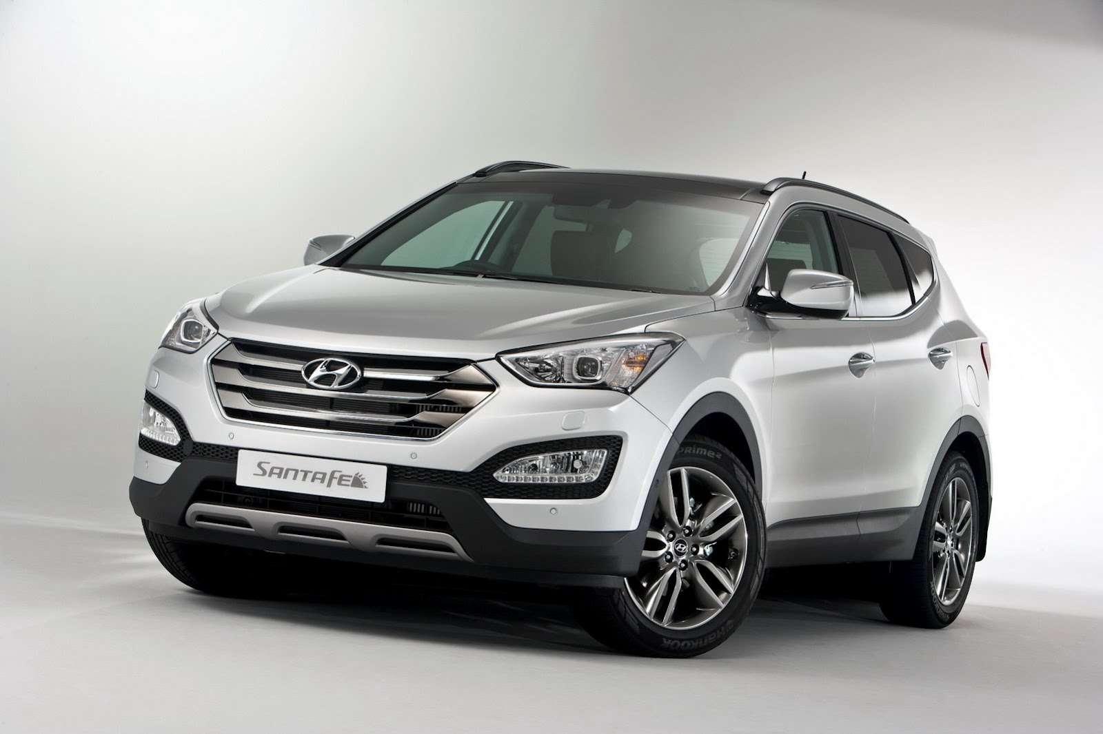 Hyundai Santa Fe 2013 europejska wersja