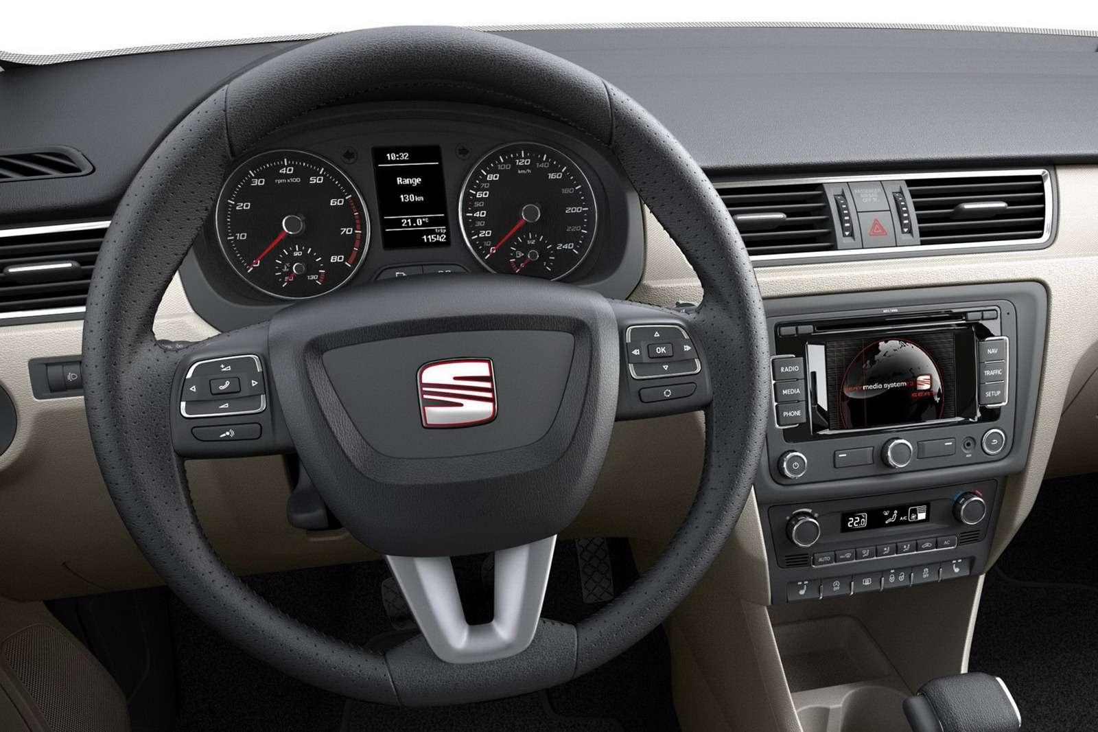 SEAT Toledo 2013