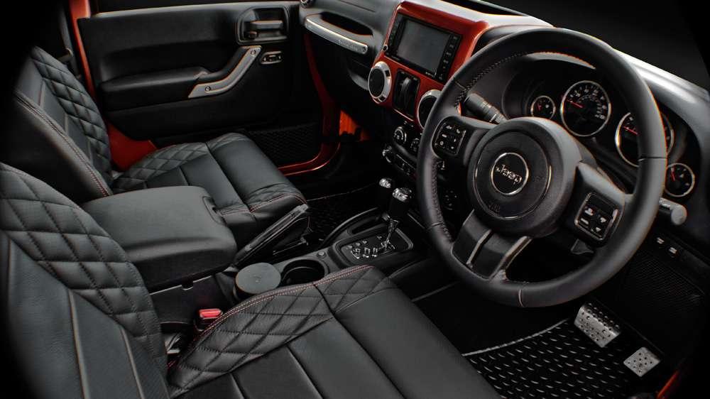 Jeep Wrangler Military Edition 2012