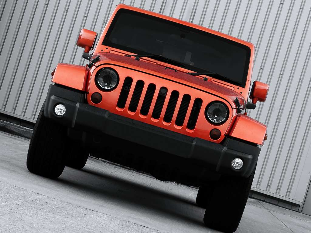 Jeep Wrangler Military Edition 2012