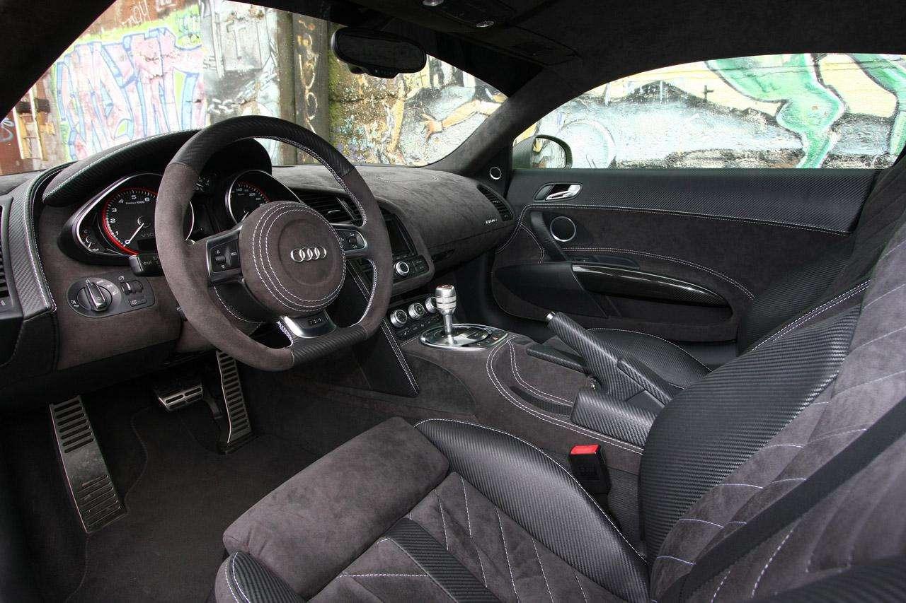 Audi R8 V10 XXX-Performance