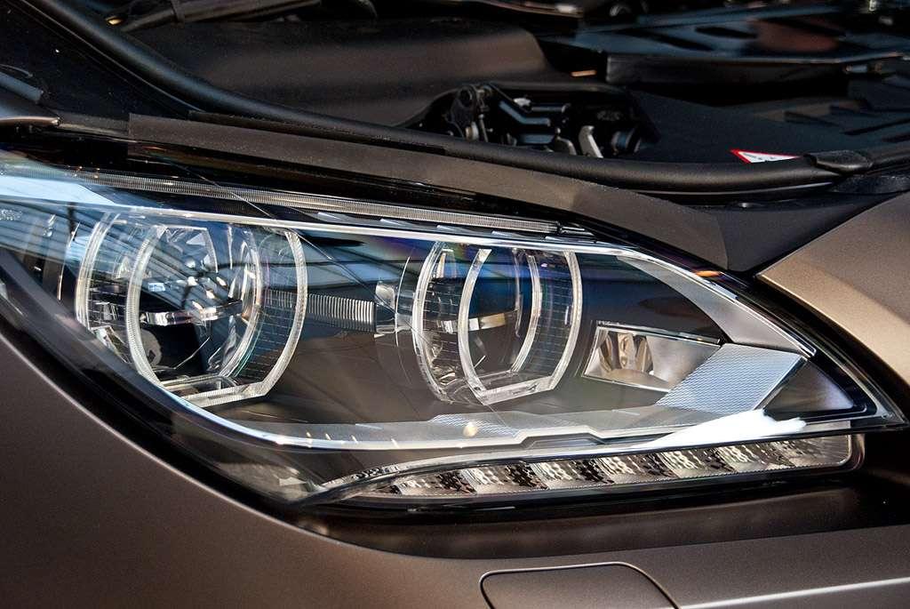 BMW JoyDrive 2012
