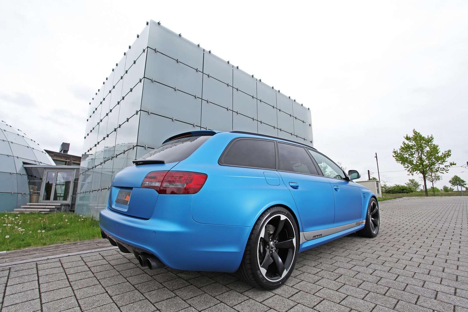 Audi RS6 Avant Fostla Works MTM