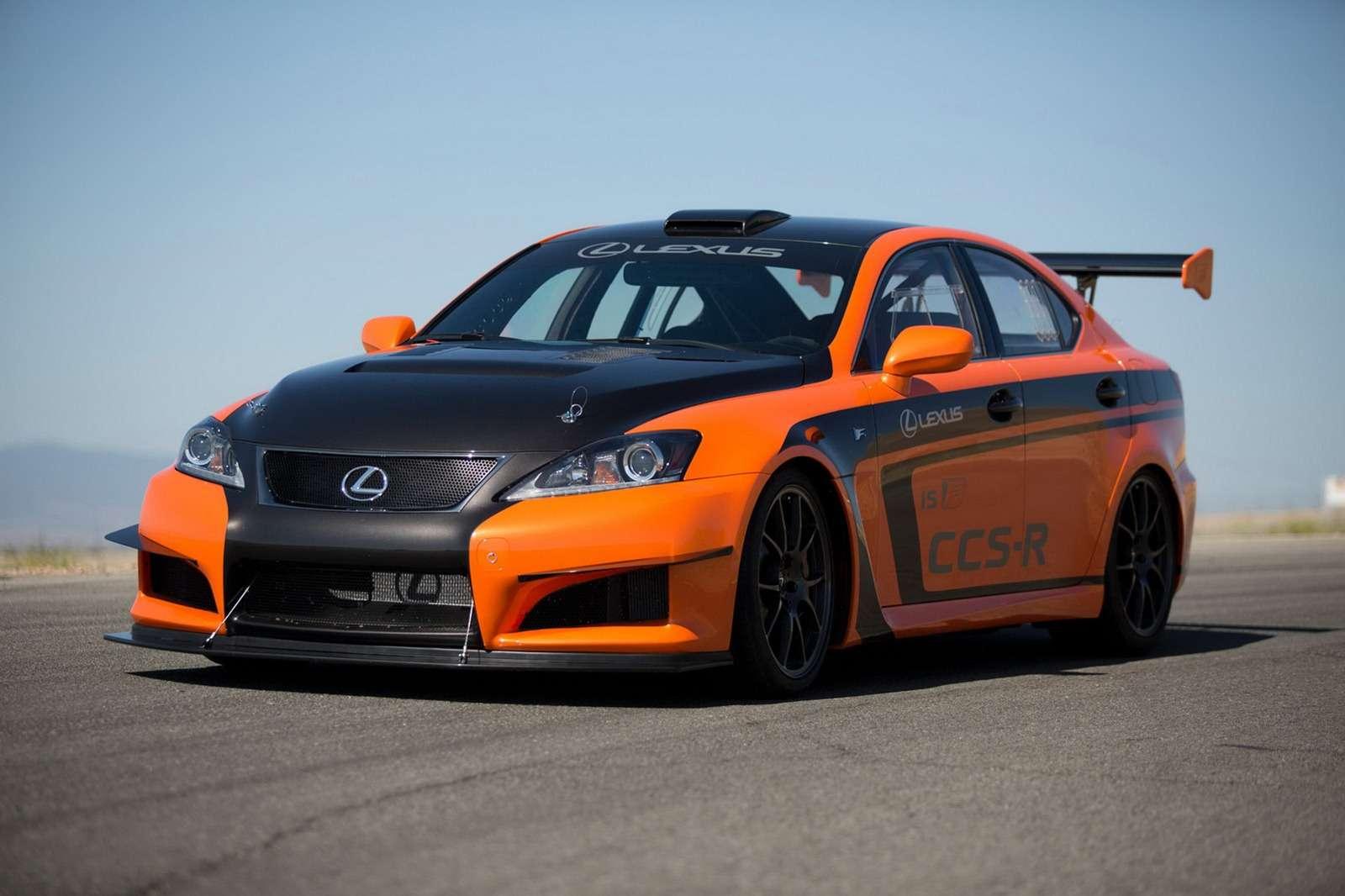 Lexus IS F CCS-R