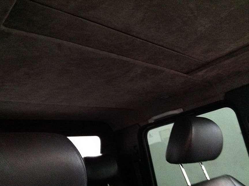 Mercedes-Benz G500 pickup
