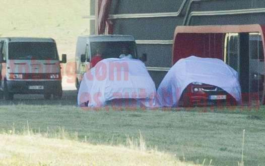 Opel Adam zdjęcia szpiegowskie promocja
