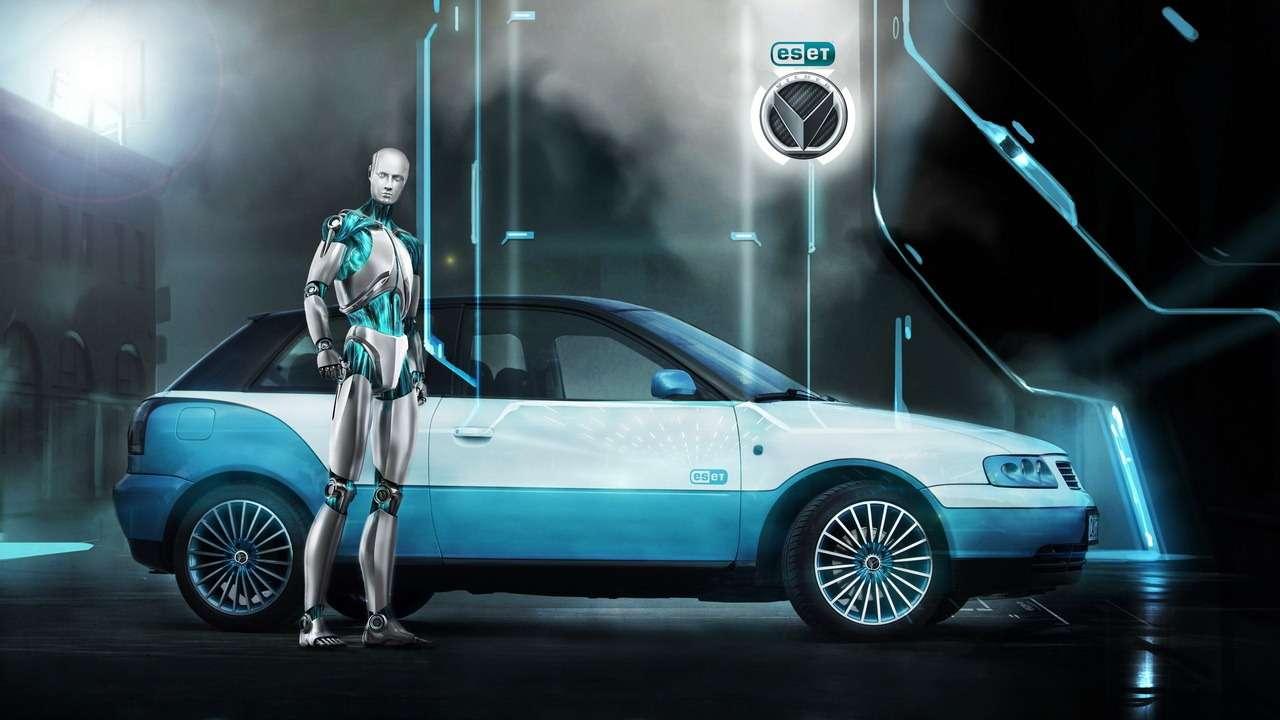 Audi A3 ESET od Vilner