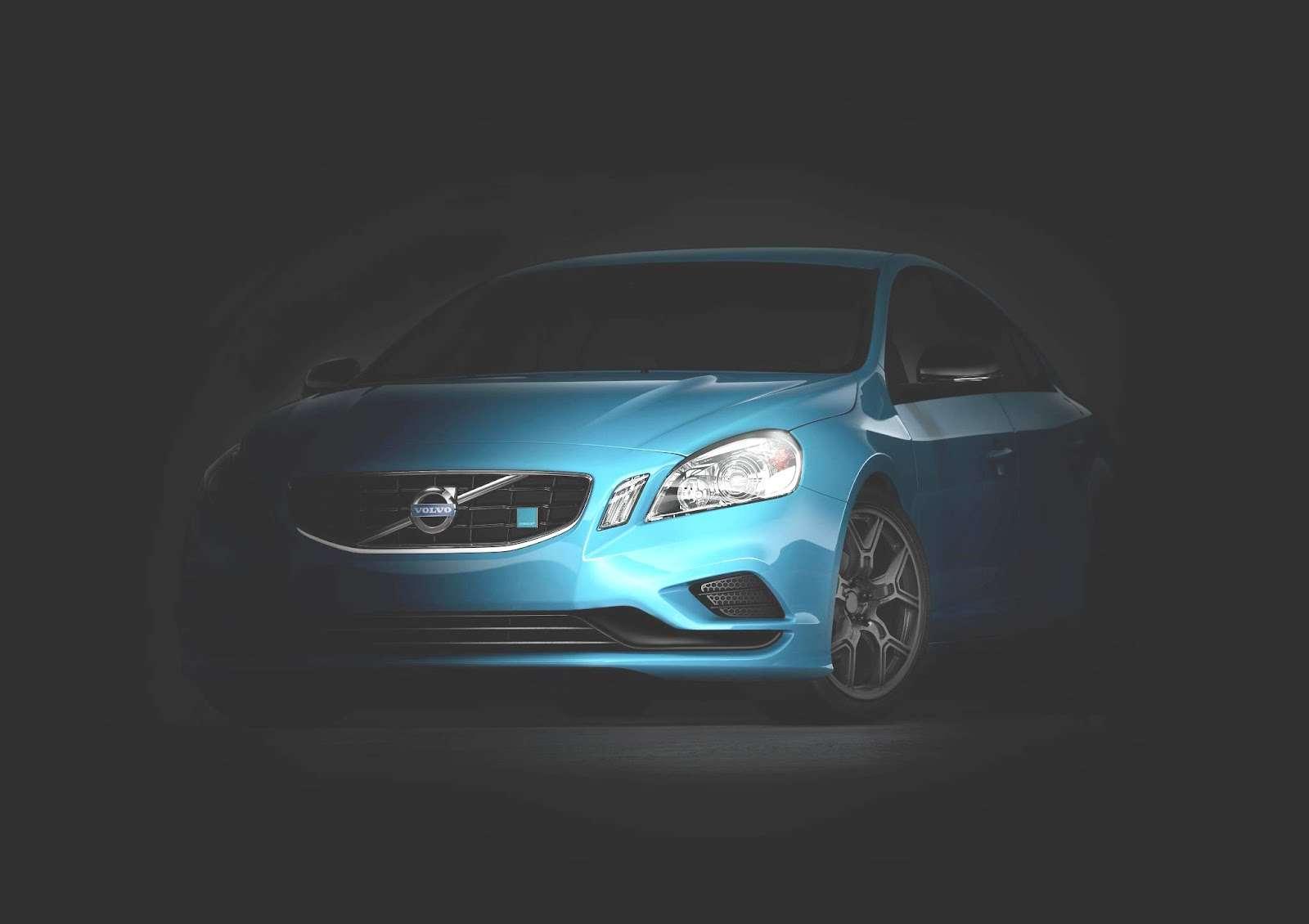 Volvo S60 Polestar teaser