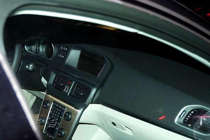 Volvo XC40 prototyp zdjęcia