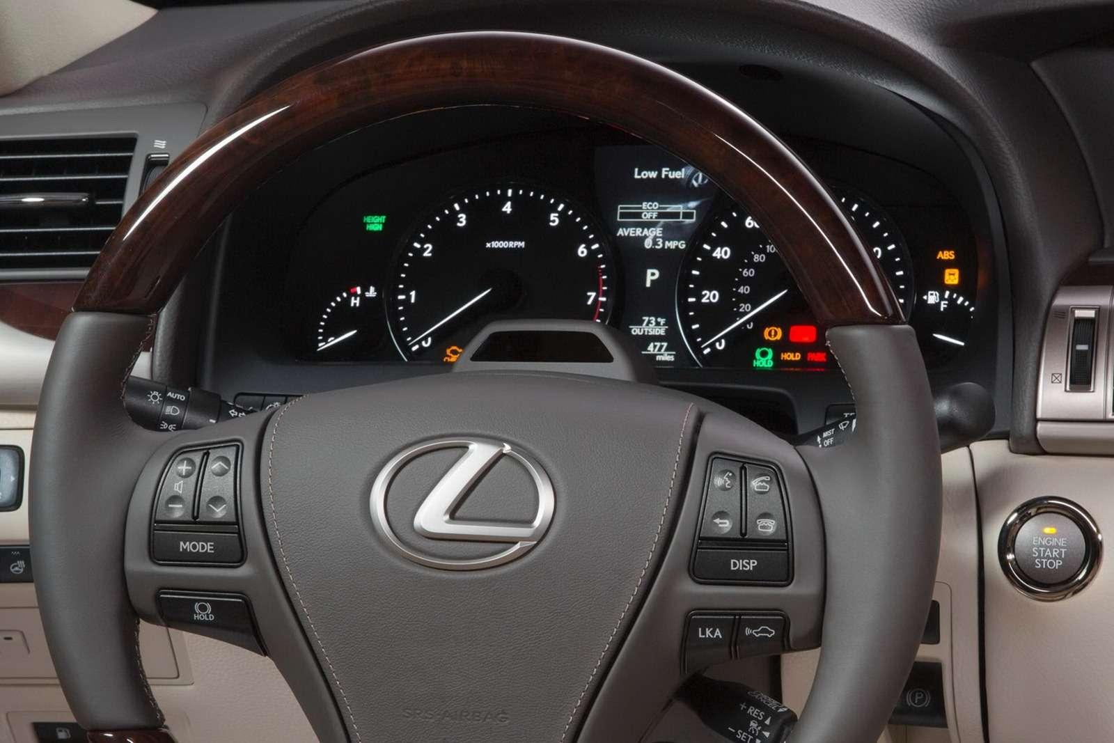 LEXUS LS 460 I 460L