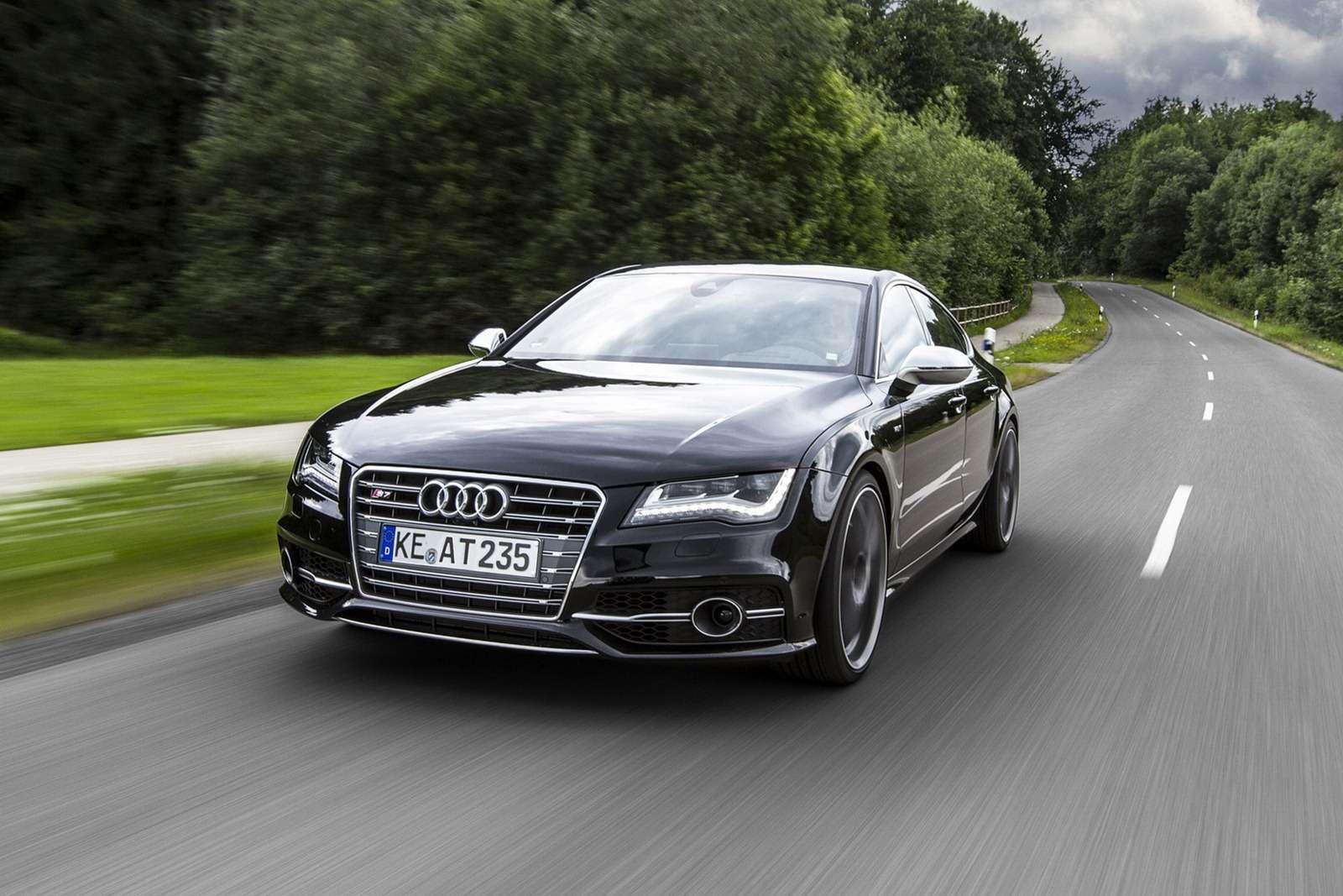 Audi S7 Sportback ABT Sportsline