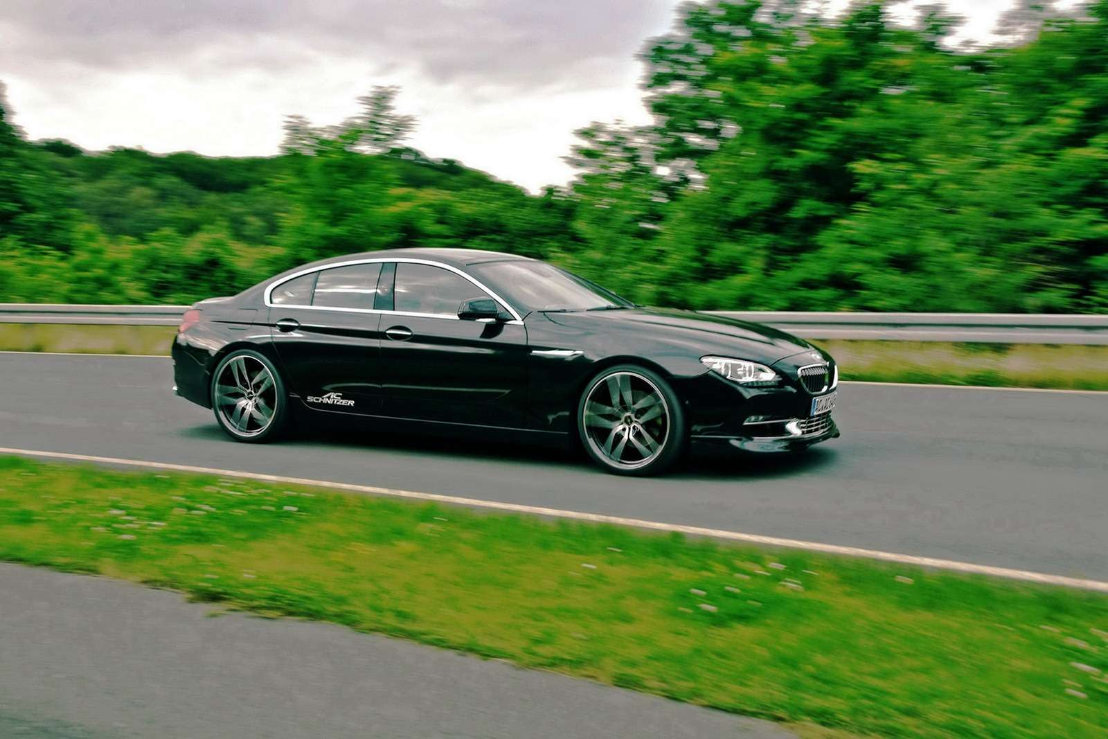 BMW serii 6 Gran Coupe AC Schnitzer