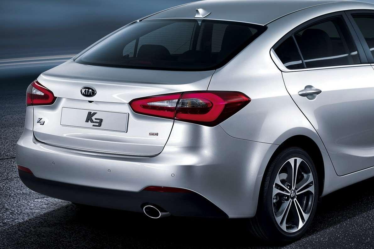 Kia K3 / Forte 2014