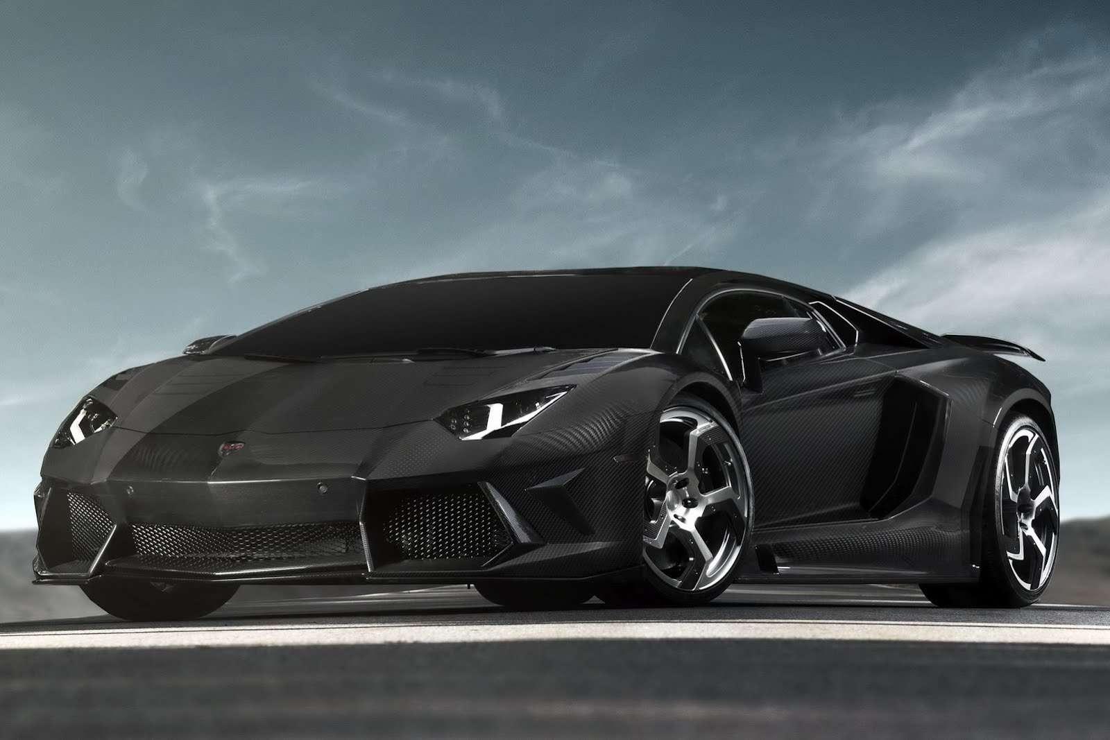 Lamborghini Aventador Carbonado Mansory