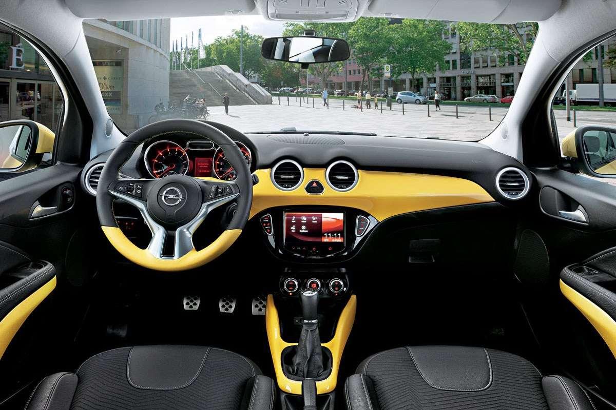 Opel Adam 2013