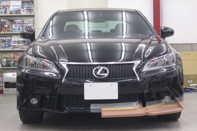 Lexus GS F Sport Wald International