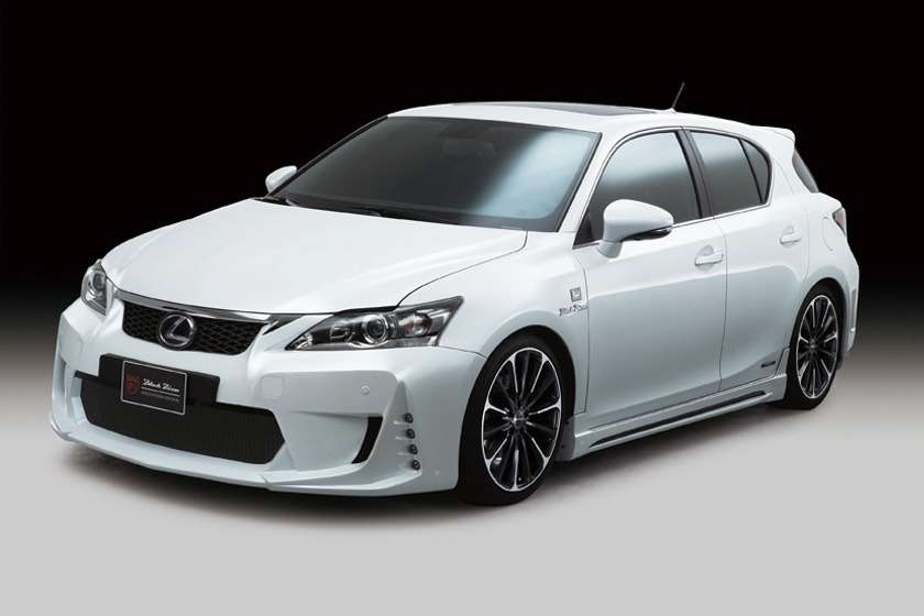 Lexus CT 200h Black Bison Wald International