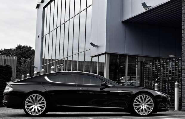 Aston Martin Rapide Kahn Design