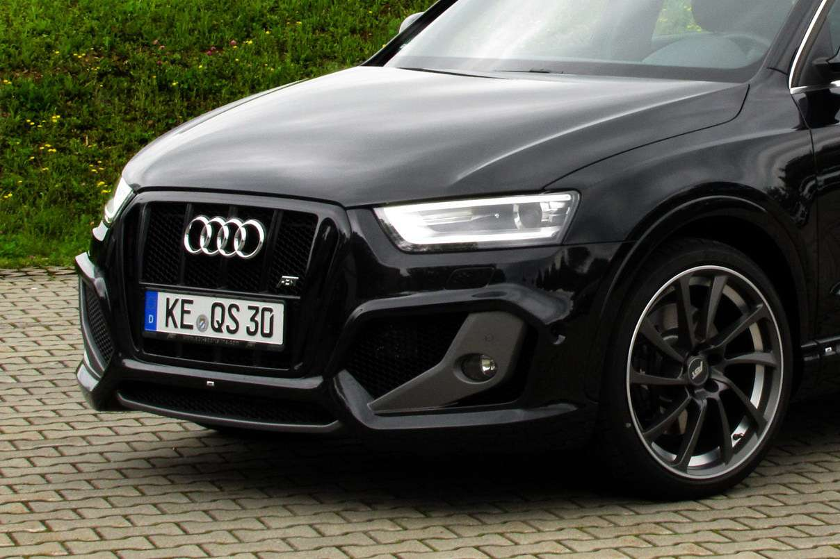 Audi Q3 ABT Sportsline SQ3