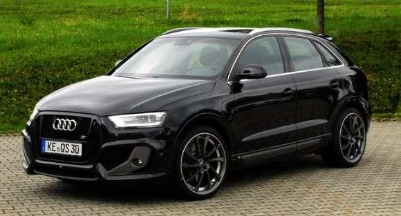ABT Sportsline tuninguje Audi Q3 (SQ3)