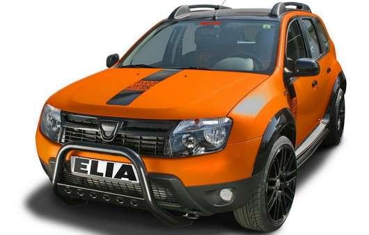 Dacia Duster Elia tuning