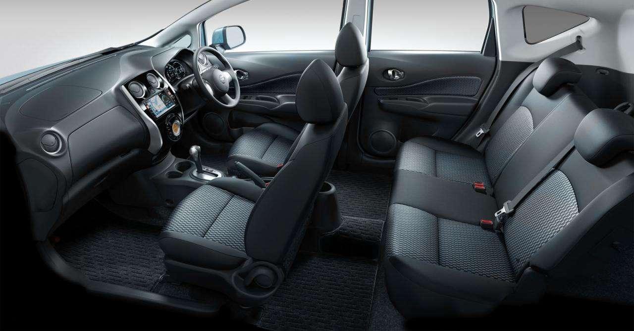 Nissan Note 2013 wersja japońska