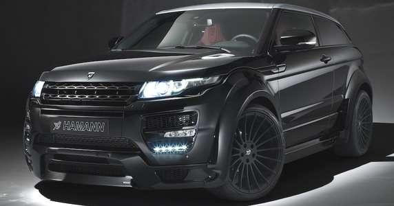 Range Rover Evoque Hamann 2012