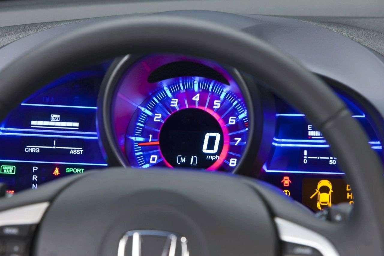 Honda CR-Z oficjalnie 2010