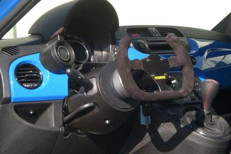 G-Tech Fiat 500
