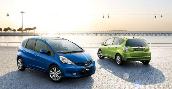 Honda Jazz 2011 i Jazz Hybrid 2011