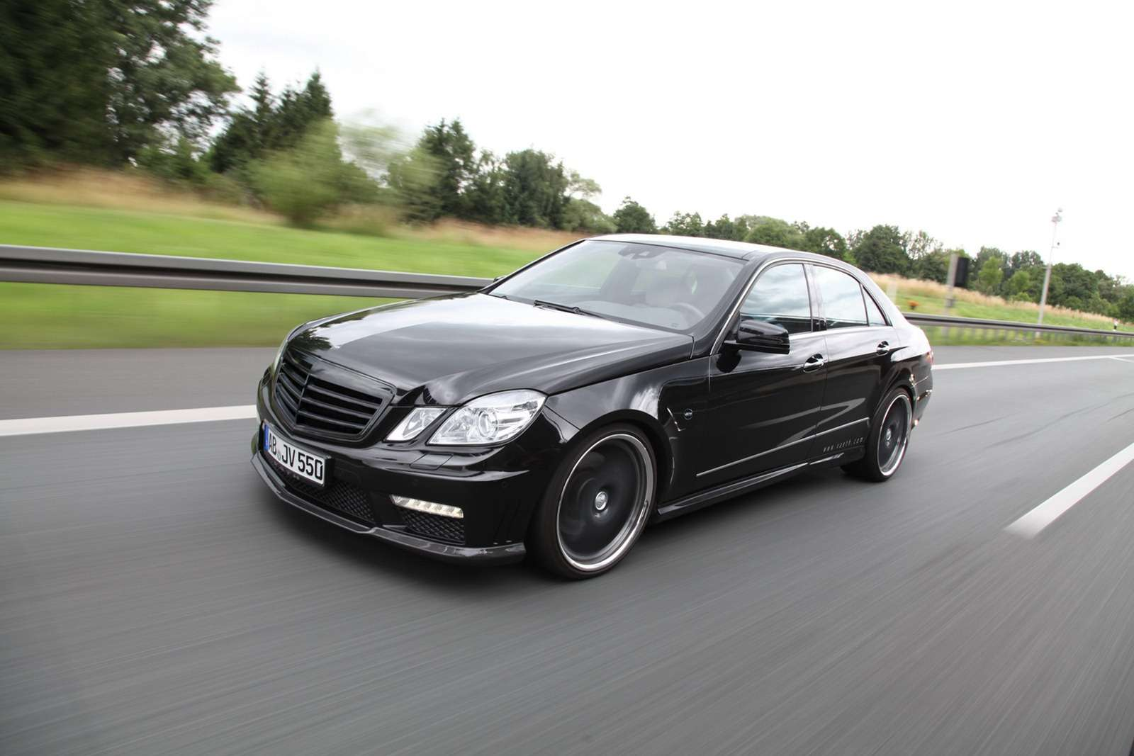 Mercedes E500 Vath Tuning
