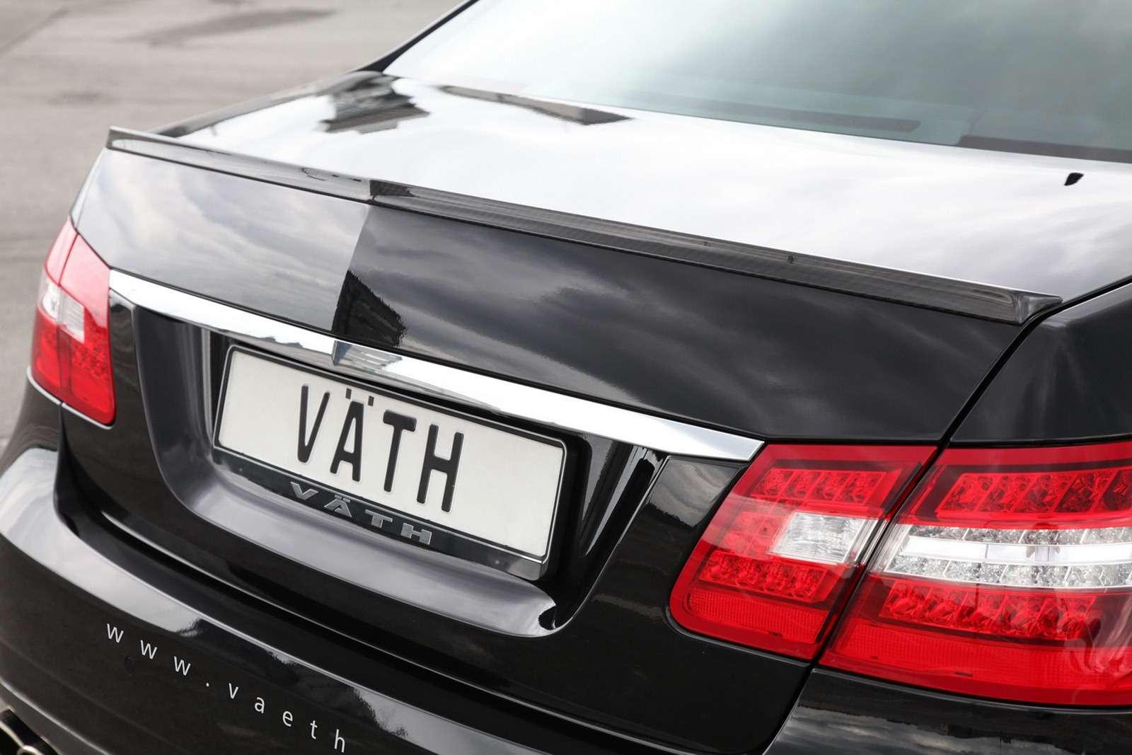 Mercedes-Benz E500 Vath tuning