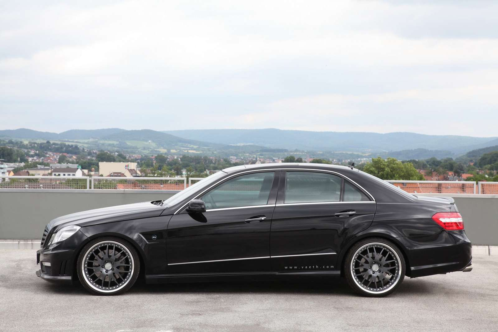 Mercedes-Benz E500 Vath tuning