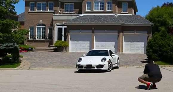 Porsche - bliżej niż myślisz