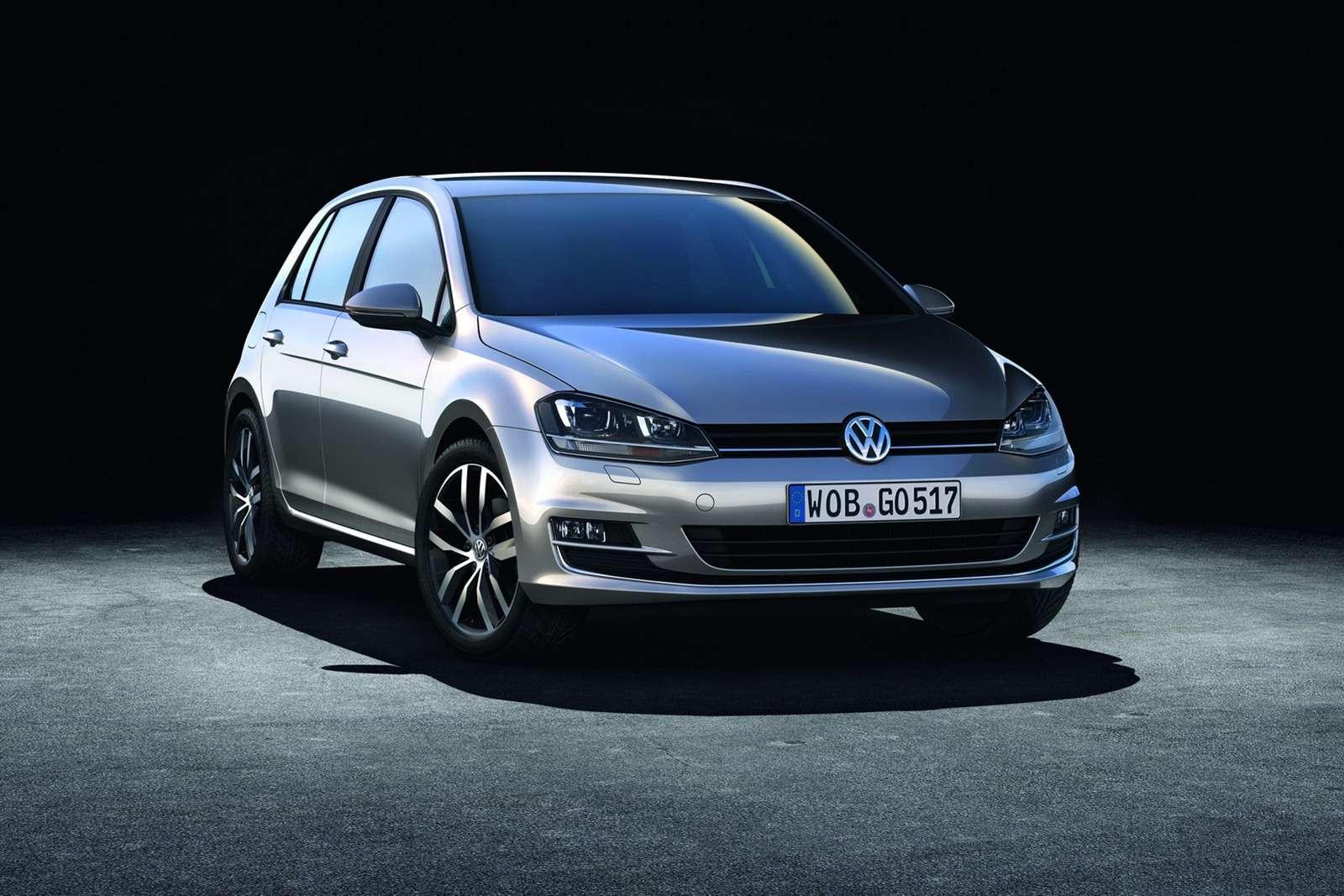 Volkswagen Golf VII 2013