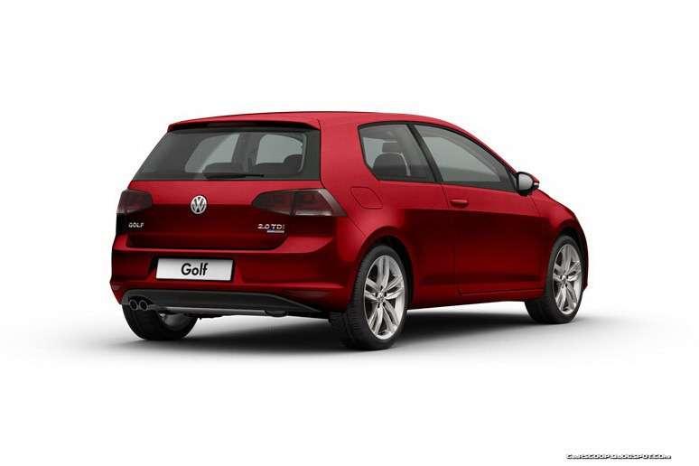 Volkswagen Golf VII 2013 trzydrzwiowy konfigurator
